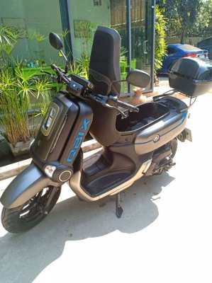 Yamaha qbix 18