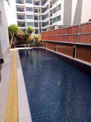 Mountain Condominium 6 for Sale, Pattaya, Jomtien soi.14. Only 300 m.