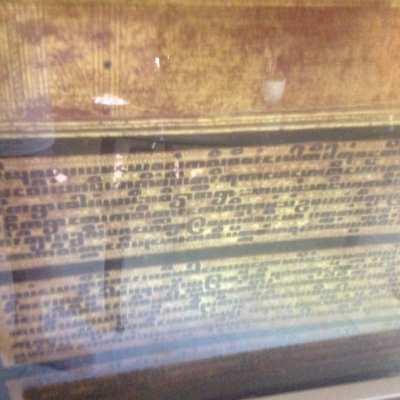 Framed Kamavacaas for sale, black frame, gold text