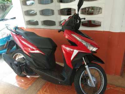 Honda Click 2018 for Rent