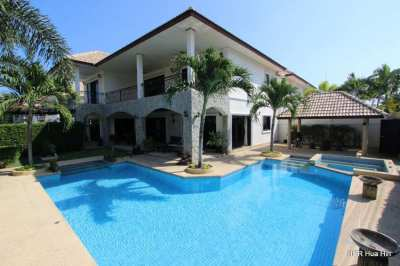 Hot Deal!!! 2 Story Pool Villa For Sale in Hua Hin Thailand