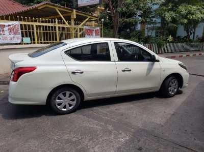 2014 Nissan almera 1.2 cvt auto