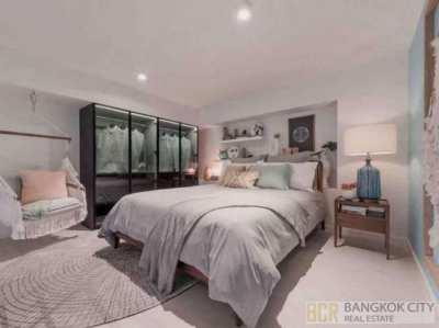 The Lofts Silom Ultra Luxury Condo Spacious 1 Bedroom Modern Loft