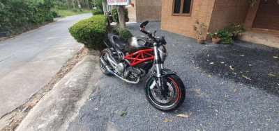 2013 Ducati Monster 795 ABS