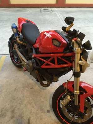 Ducati Monster 795 2014