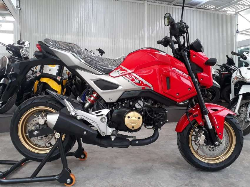 Honda MSX 125 SF ABS
