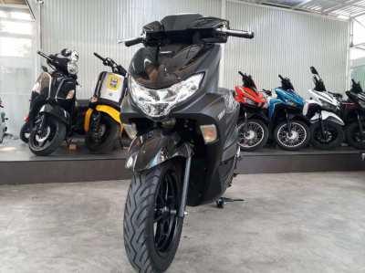 Yamaha FreeGo125 Cash/installment