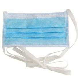 Disposable PP Non woven 3ply Medical Surgical Face Mask with earloop c