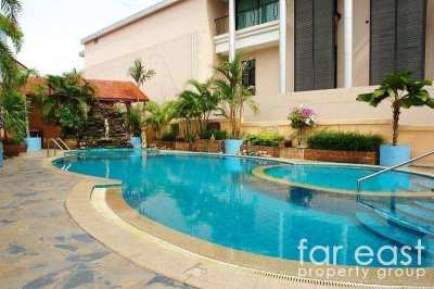 Two Bedroom Wongamat Condo For Rent Or Sale