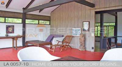 BIG SPACIOUS HOUSE IN ART DESIGN WITH SEA VIEW FOR SALE IN LAMAI