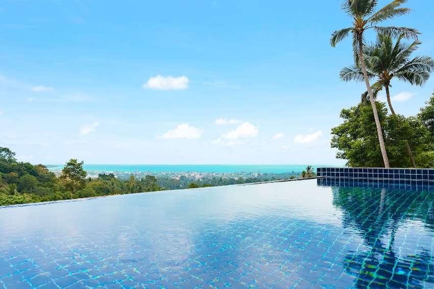 New Seaview Duplex Villa Chaweng!