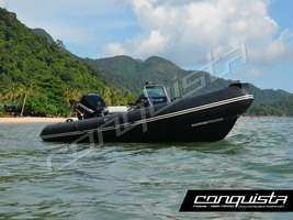CRB 500-Jelly Fisch 5.1m Power RIB