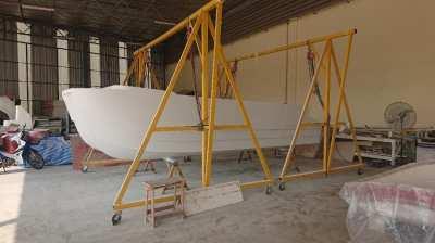 Power Catamaran 7mt - Aus Design Shark Cat - Unfinished