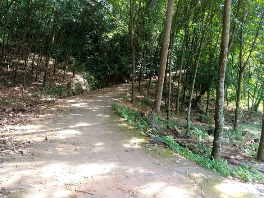 5 Rai of Land & House for sale at Koh Mak Noi - Phang Nga Bay.