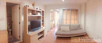 Lumpini Ville Sukhumvit 77 Condo Fully Furnished 1 Bedroom Unit Sale
