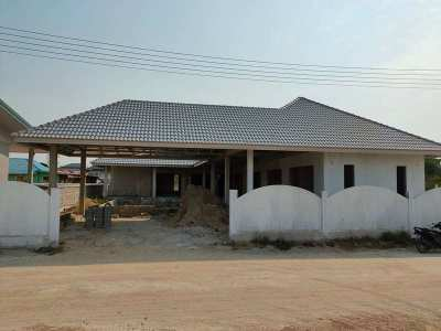 Hot Deal! Unfinished 4 BR 4 Bath Pool Villa