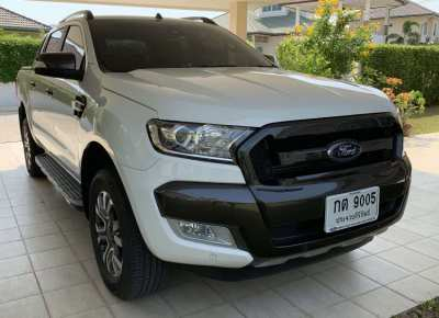 Ford Ranger Wildtrak 3.2L 200HP