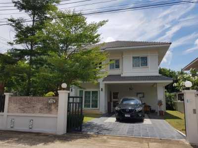 ซื้อสวนยางพาราแถมบ้านสวยใจกลางเมืองอุบลราชธานี/ buy farm free house