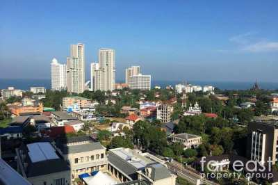Two Bedroom Wongamat Condo - Cheap!