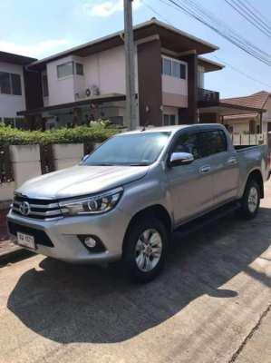 Toyota REVO 2.4 G Double Cab Automatic