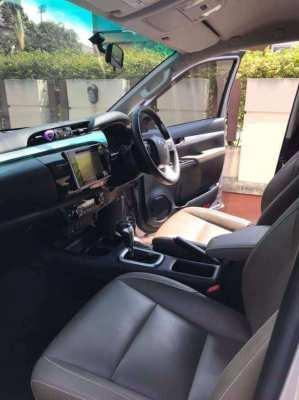 Toyota REVO 2.4 G Double cab Auto 2017