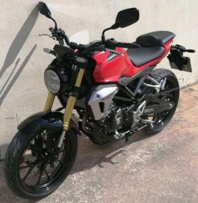 11/2019 Honda CB-150R 3.xxxkm 59.900 ฿ Finance by shop