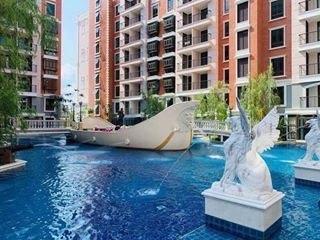 Beautiful One Bedroom Espana Resort Condo Pattaya For Rent