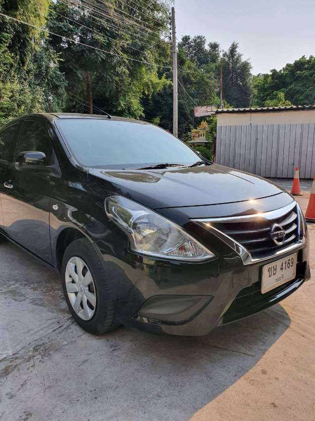 Nissan Almera Low Mileage