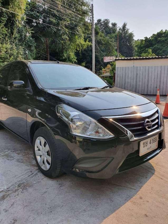 Nissan Almera Low Mileage