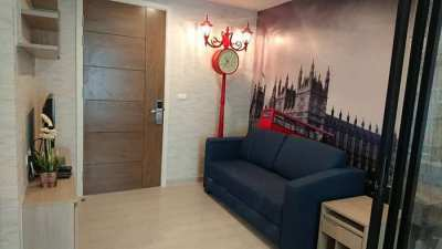 Urgent sale, very cheap price !! Niche mono condo, Sukhumvit 50 room
