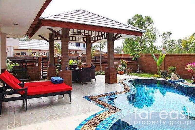 Modern Baan Dusit Pool Villa - Reduced 1,000,000 Baht!
