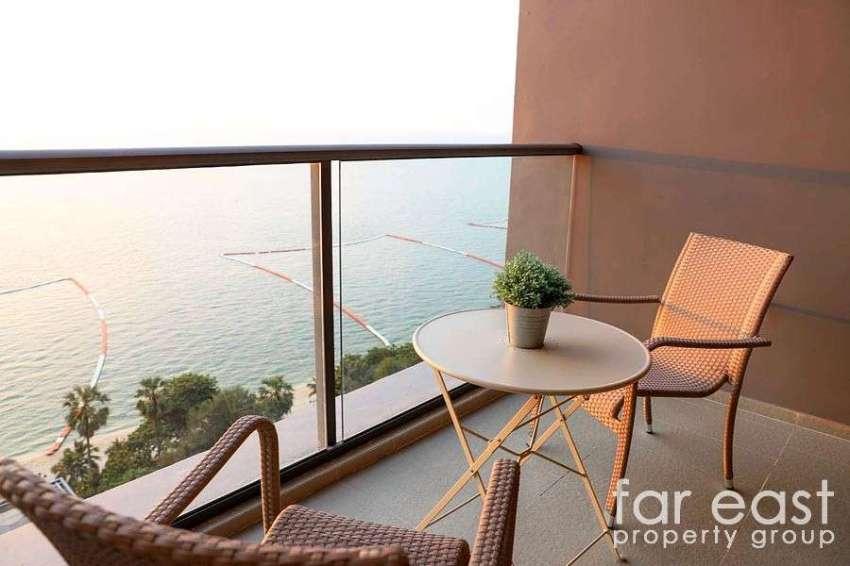 Zire Wongamat - Beachfront Studio For Rent Or Sale