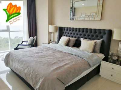 Large Sea view 1 bedroom at Pratumnak hill for rent