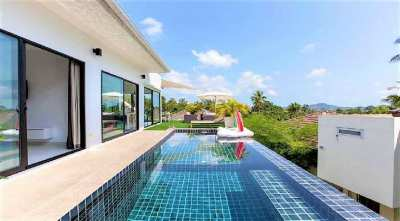 For Sale 4 Bedroom Villa in Chaweng Koh Samui