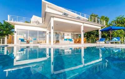 For sale luxury villa in Srithanu Koh Phangan