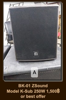 IF YOU NEED SOUND EQUIPMENT YOUR AT THE RIGHT PLACE