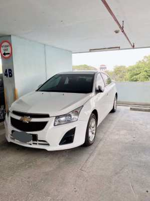 Chevrolet Cruze 1.8 LS (year 2015) Quick Sale