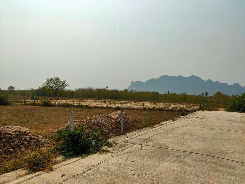 Mountain View 1 Rai Cut Into 4 Plots For Home Development