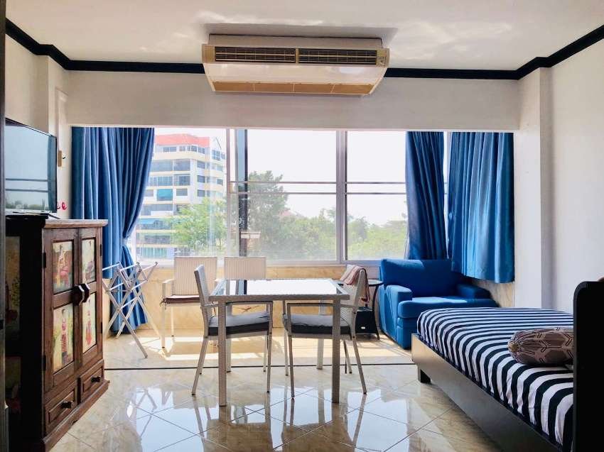 Rent appartment promotion