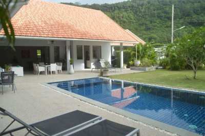 Luxury Pool Villa in Chalong for sale by owner