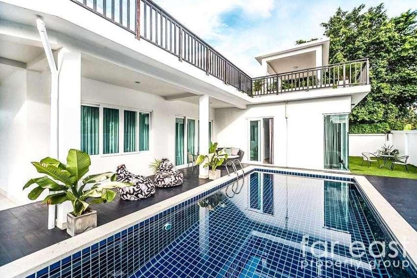3 Bedroom Pool Villas Near Silverlake - Sale Or Rent