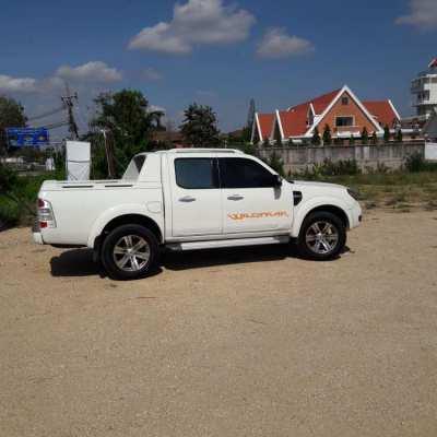 2010 Ford Ranger 2.5 DOUBLE CAB (9-12) Hi-Rider WildTrak XLT Pickup