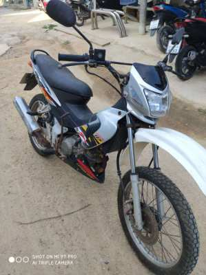 HONDA SONIC 125 WITH GREEN BOOK