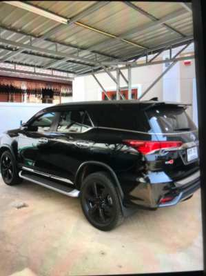 Like new - 2018 Toyota Fortuner  - TRD 4x4 Black edition