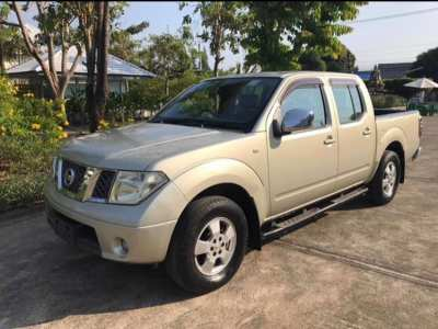 FOR SALE  2008 NISSAN NAVARA FRONTIER TRUCK US$ 8000 or THB 252.000