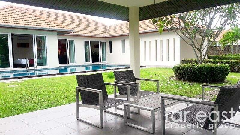 Whispering Palms Pool Villa For Rent