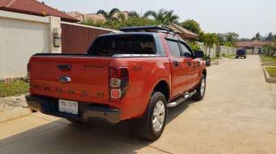 Ford ranger wildtrak 3.2