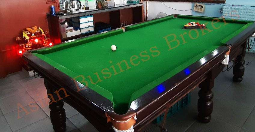 5007024 Busy Bar in Tourist area in Hua Hin for Sale and Rent