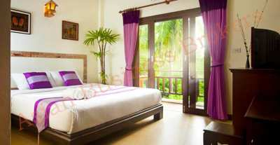 6705023 Profitable Freehold Boutique Hotel in Srithanu, Koh Phangan
