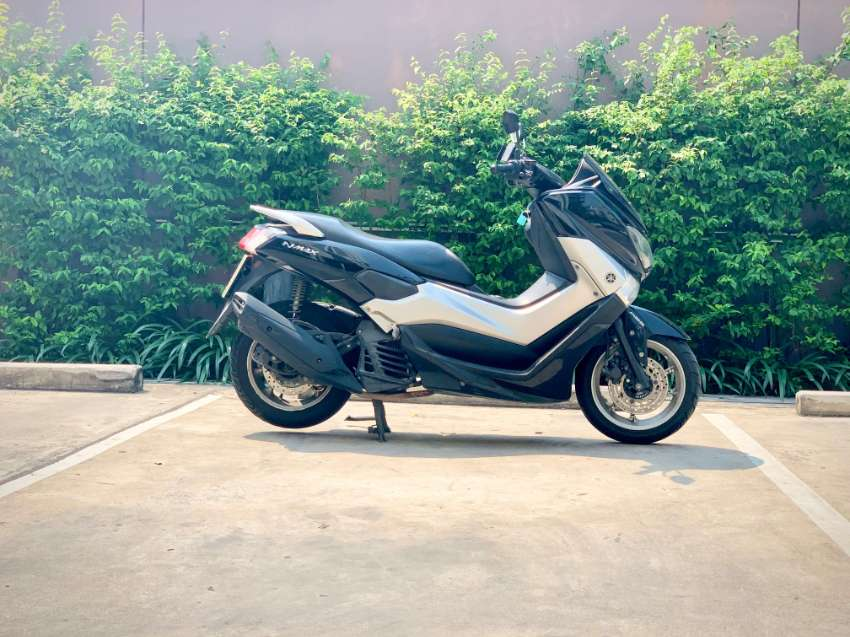 NMAX 155cc ABS EXCELLENT CONDITION , LOW MILEAGE , SERVICED REGULARLY.
